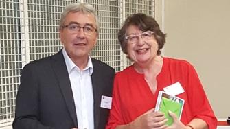 Mme Bethuel et M. Lucas