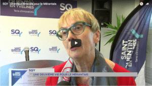 Vidéo : Deuxième vie pour le Mérantais