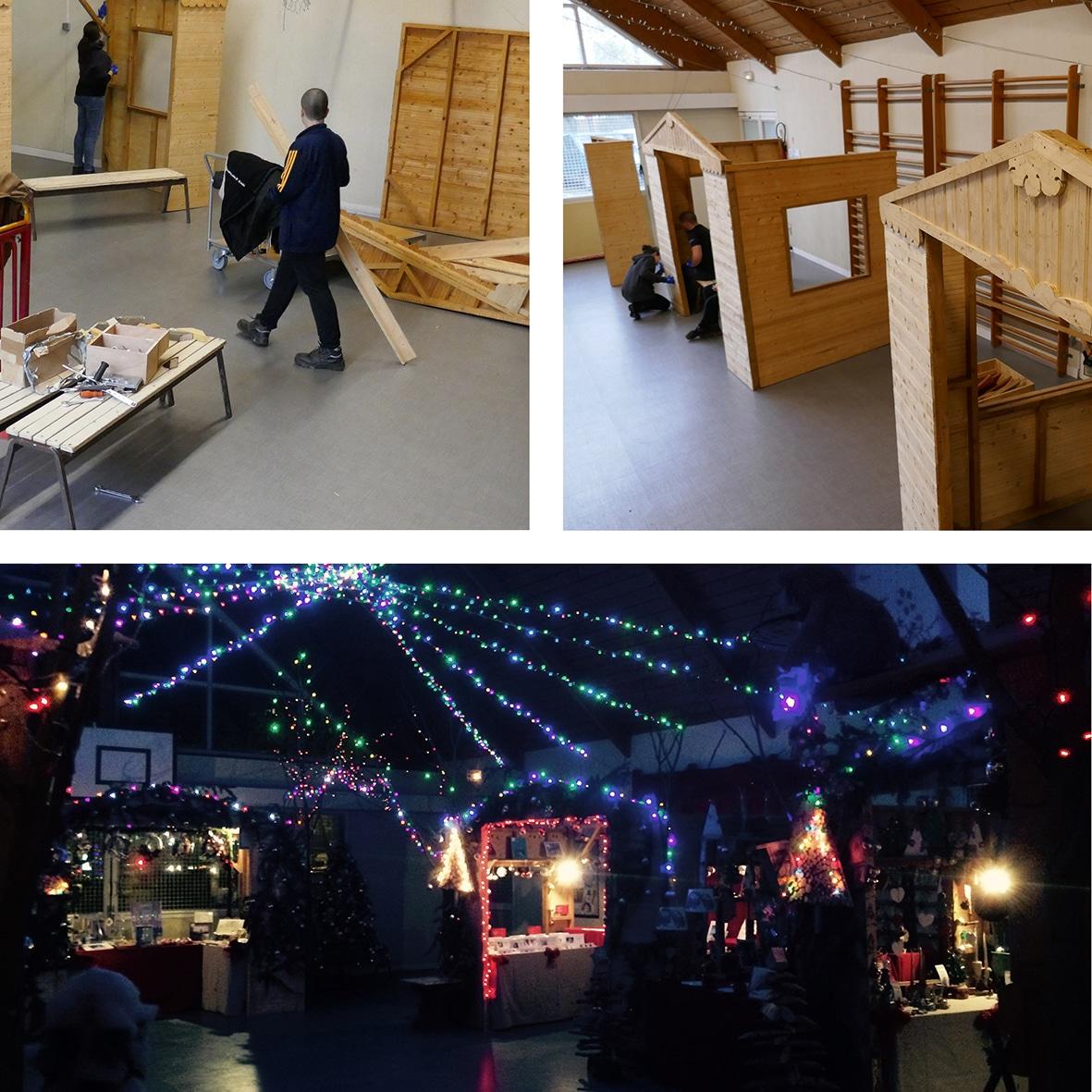 Samedi 1er décembre : le marché de Noël de l'EMPro ouvre ses portes !